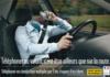 Le téléphone au volant désormais problème numéro un pour la sécurité routière