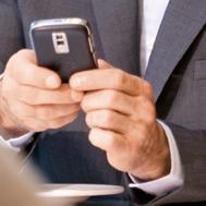 telephonie mobile entreprise logo pro