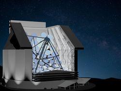télescope Colossus 1