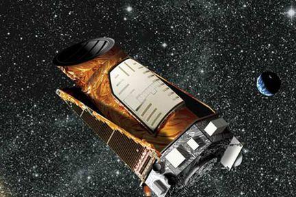 telescope spatial kepler