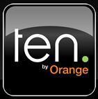 Ten by Orange logo