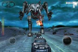 Terminator Renaissance iPhone 01