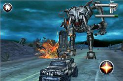 Terminator Renaissance iPhone Gameloft 03