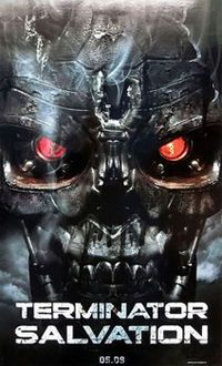 Terminator Salvation   Logo