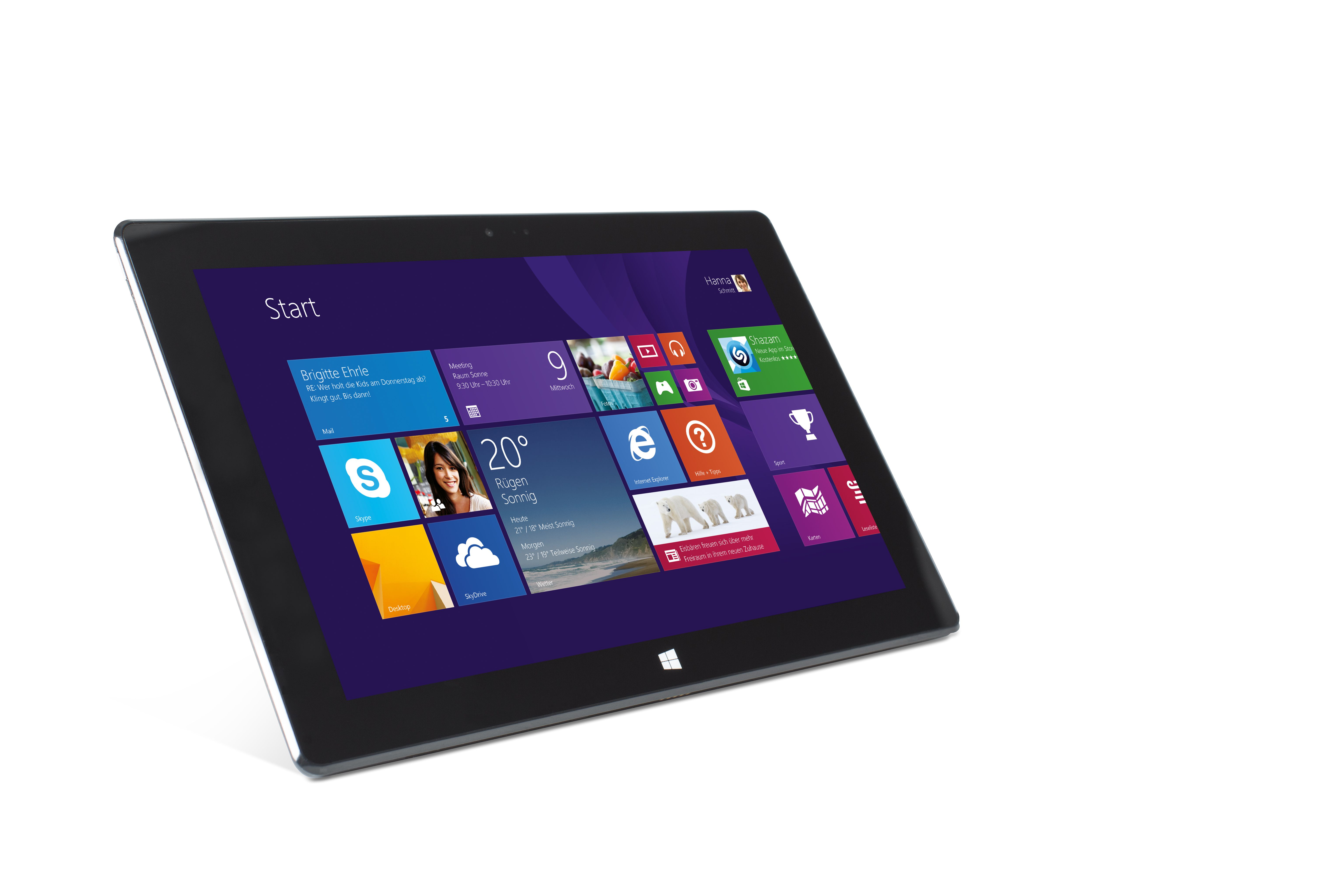 terra pad 1061 tablette windows 8 1 avec intel atom quad core. Black Bedroom Furniture Sets. Home Design Ideas