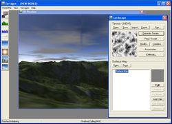 Terragen screen 1