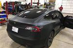 Tesla Model 3 noir mat 02