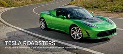 tesla roadster 1