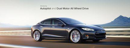 Tesla S D