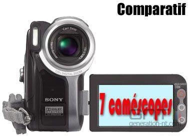 Test camescope