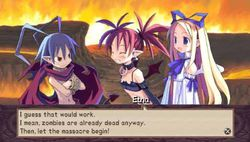 test disgaea afternoon of darkness psp image (7)