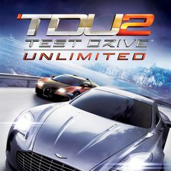 Test Drive Unlimited 2 - Logo