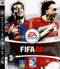 Test fifa 08 ps3 image 22