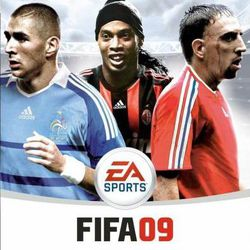 test fifa 09 ps3 image presentation