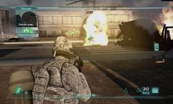 test ghost recon advance warfighter 2 ps3 image (20)