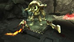 test god of war chains of olympus psp image (10)