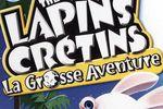 Test Lapins crétins la grosse aventure