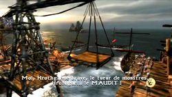 test la legende de beowulf psp image  (17)