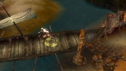 test la legende de beowulf psp image  (21)