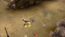 test la legende de beowulf psp image  (22)