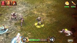 test la legende de beowulf psp image  (7)
