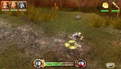 test la legende de beowulf psp image  (9)