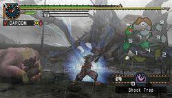 test monster hunter freedom 2 psp image (14)