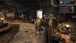 test monster hunter freedom 2 psp image (1)