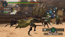 test monster hunter freedom 2 psp image (20)