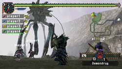 test monster hunter freedom 2 psp image (22)