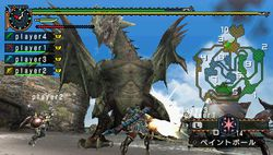 test monster hunter freedom 2 psp image (2)