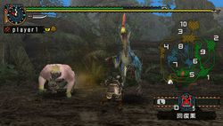 test monster hunter freedom 2 psp image (3)