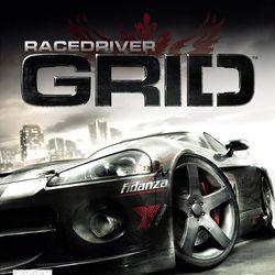 test race driver grid ps3 image presentation