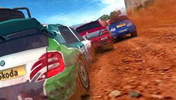 test sega rally psp image (11)