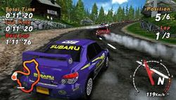 test sega rally psp image (15)