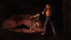 test silent hill origins psp image (10)