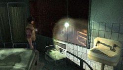 test silent hill origins psp image (2)