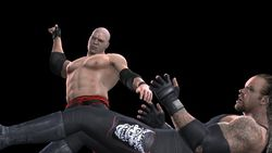 Test Smackdown vs Raw 2008 PS3 image (12)