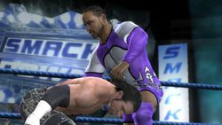 Test Smackdown vs Raw 2008 PS3 image (2)