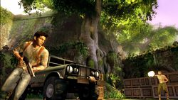 test uncharted drake\'s fortune PS3 image (17)