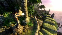 test uncharted drake\'s fortune PS3 image (18)