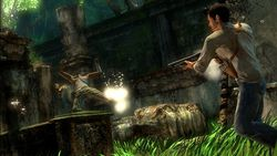 test uncharted drake\'s fortune PS3 image (19)