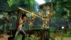 test uncharted drake\'s fortune PS3 image (20)