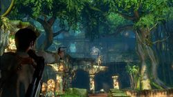 test uncharted drake\'s fortune PS3 image (22)