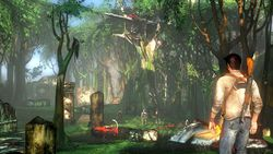 test uncharted drake\'s fortune PS3 image (24)