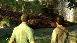 test uncharted drake\'s fortune PS3 image (7)
