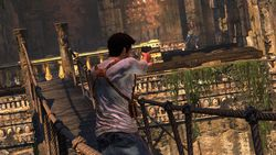 test uncharted drake\'s fortune PS3 image (9)
