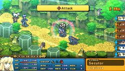 test wild arms xf psp image (2)