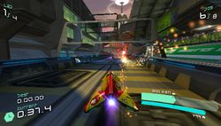 test wipeout pulse PSP image (17)