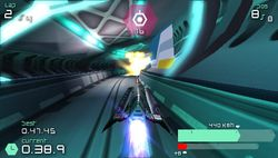 test wipeout pulse PSP image (20)